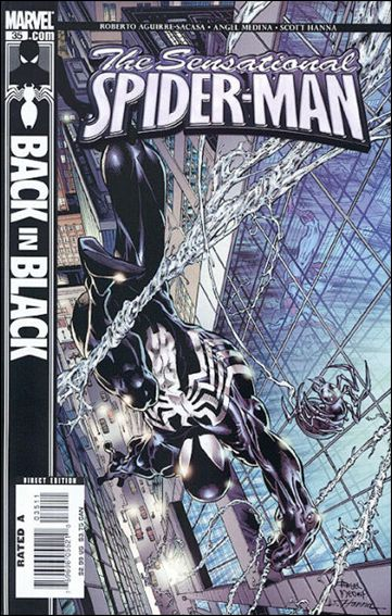 Sensational Spider-Man (2006) 35-A by Marvel