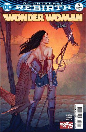 Wonder Woman (2016)  9-B