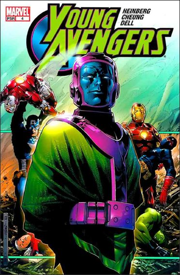 Young Avengers (2005) 4-A by Marvel