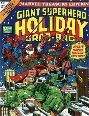 Marvel Treasury Edition 13-A