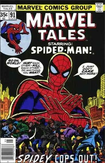 Marvel Tales (1966) 91-A by Marvel