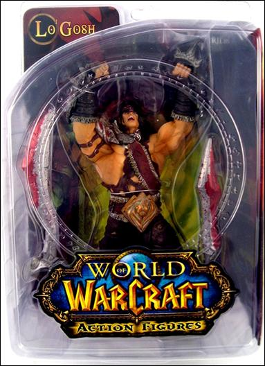 World of Warcraft (Series 5) Lo'Gosh (Alliance Hero) by DC Direct
