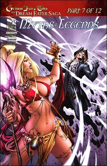 Grimm Fairy Tales Myths &amp; Legends 7-A by Zenescope Entertainment