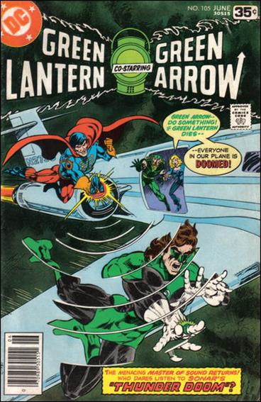 Green Lantern (1960) 105-A by DC