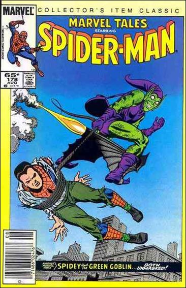 Marvel Tales (1966) 178-A by Marvel