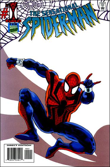 Sensational Spider-Man (1996) 1-C by Marvel