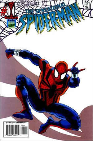 Sensational Spider-Man (1996) 1-C
