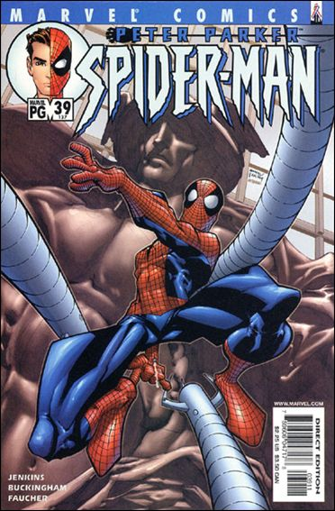Peter Parker: Spider-Man 39-A by Marvel