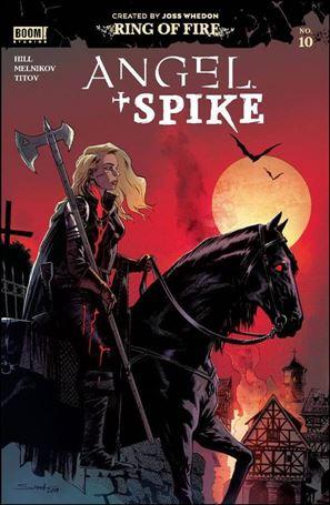 Angel + Spike 10-E