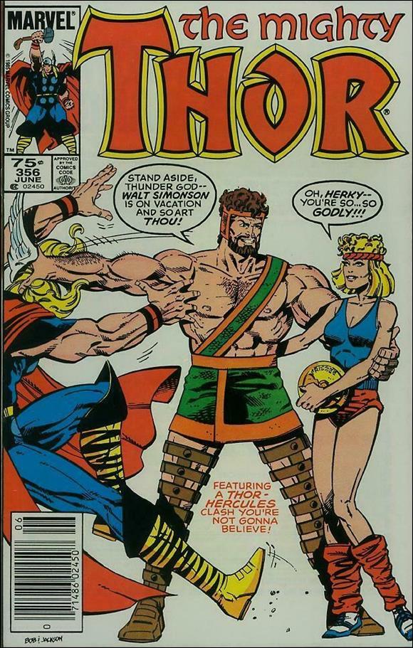Thor (1966) 356-B by Marvel