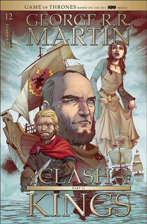 George R. R. Martin's A Clash of Kings (2020) 12-B