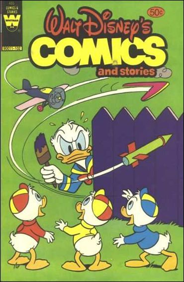 Walt Disney's Comics and Stories (1940) 485-A by Dell