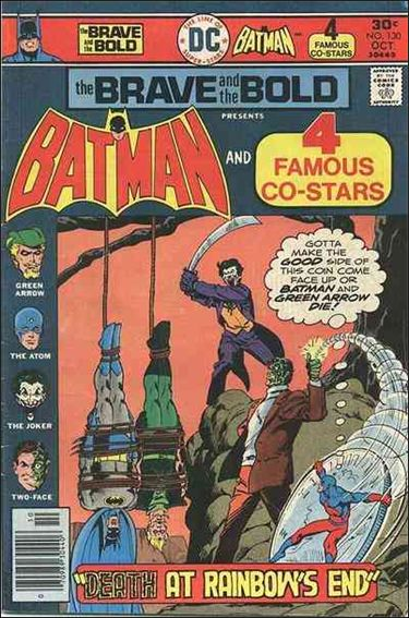 Brave and the Bold (1955) 130-A by DC