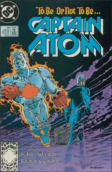 Captain Atom (1987) 29-A by DC