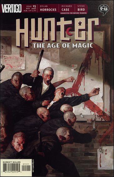 Hunter: The Age of Magic 15-A by Vertigo