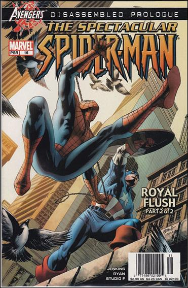 Spectacular Spider-Man (2003) 16-B by Marvel