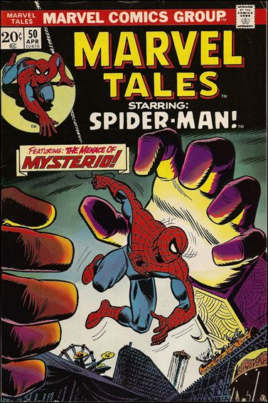Marvel Tales (1966) 50-A by Marvel