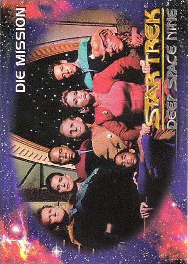 Star Trek: Deep Space Nine (Base Set) 95-A by SkyBox