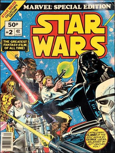 Marvel Special Edition featuring Star Wars 2-C by Marvel