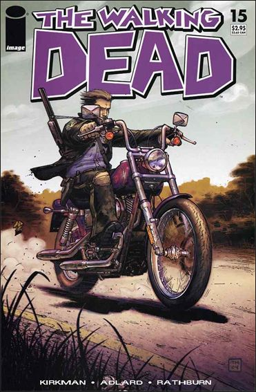 Walking Dead (2003) 15-A by Image