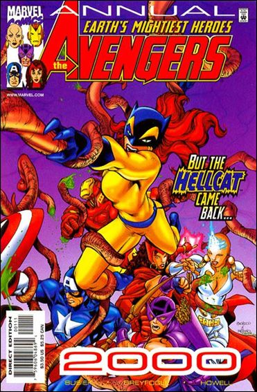 Avengers Annual 2000-A by Marvel