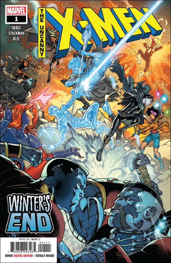 Uncanny X-Men: Winter's End 1-A by Marvel