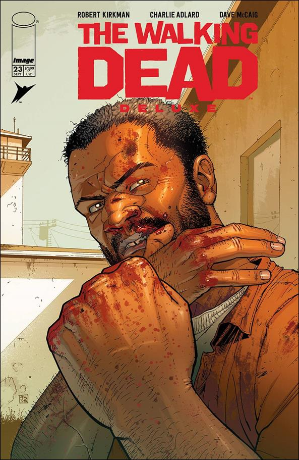 Walking Dead Deluxe 23-B by Skybound Entertainment