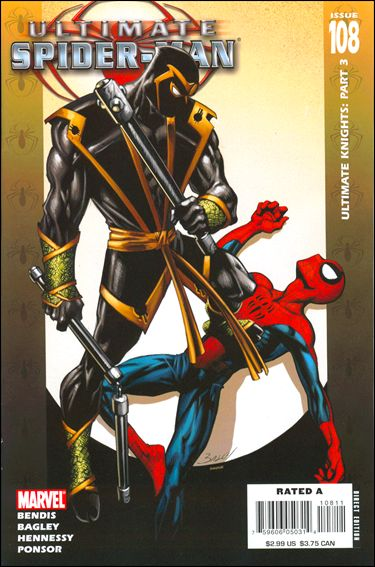 Ultimate Spider-Man (2000) 108-A by Marvel