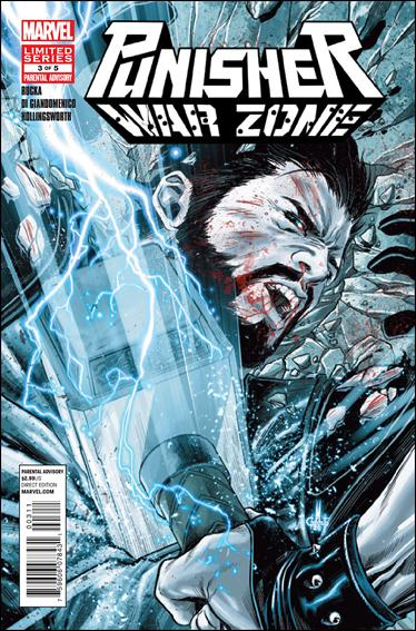 Punisher: War Zone (2012) 3-A by Marvel