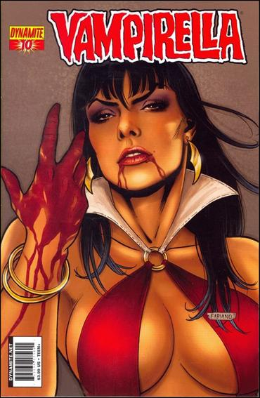 Vampirella (2010) 10-C by Dynamite Entertainment