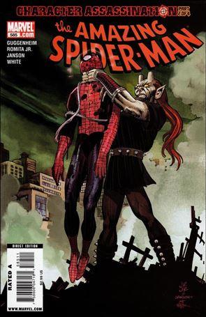Amazing Spider-Man (1963) 585-A