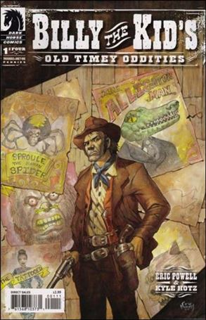 Billy the Kid's Old Timey Oddities 1-A