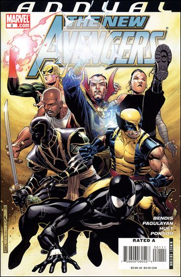 New Avengers Annual (2006) 2-A by Marvel