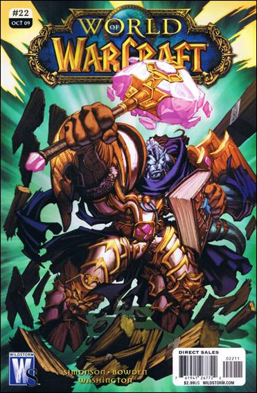World of Warcraft 22-A by WildStorm