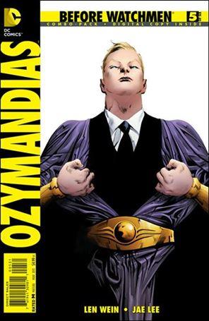 Before Watchmen: Ozymandias 5-B