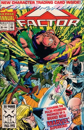 X-Factor Annual 8-B