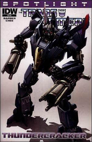 Transformers Spotlight: Thundercracker 1-C by IDW