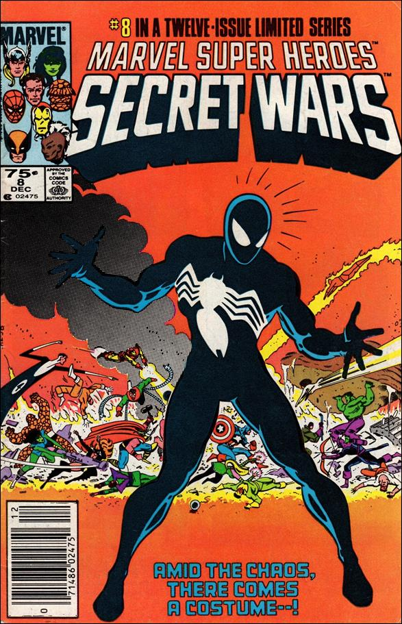Marvel Super Heroes Secret Wars 8-A by Marvel