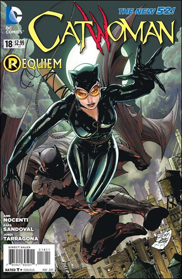 Catwoman (2011) 18-A by DC