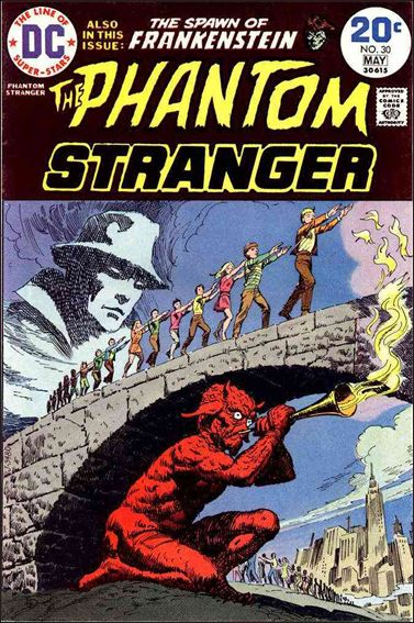 Phantom Stranger (1969) 30-A by DC