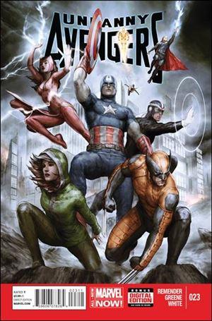Uncanny Avengers 23-A