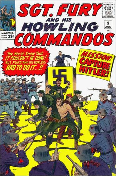 Sgt. Fury and His Howling Commandos 9-A by Marvel