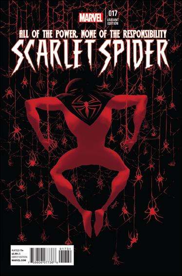 Scarlet Spider (2012) 17-B by Marvel