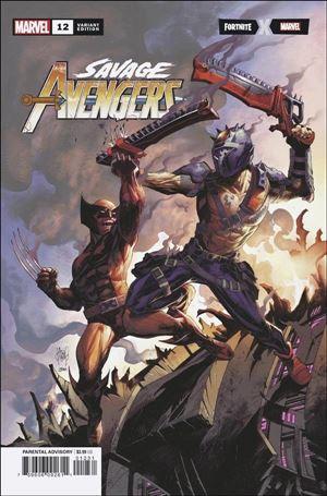 Savage Avengers 12-C