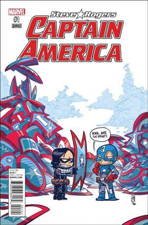 Captain America: Steve Rogers 1-E