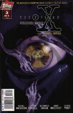 X-Files Ground Zero 3-A
