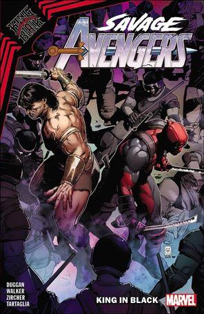 Savage Avengers 4-A