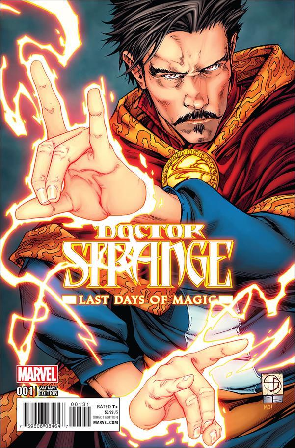 Doctor Strange: The Last Days of Magic 1-B