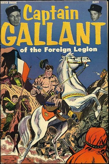 Captain Gallant 1-A by Charlton