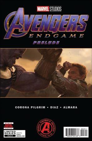 Marvel's Avengers: Endgame Prelude 3-A